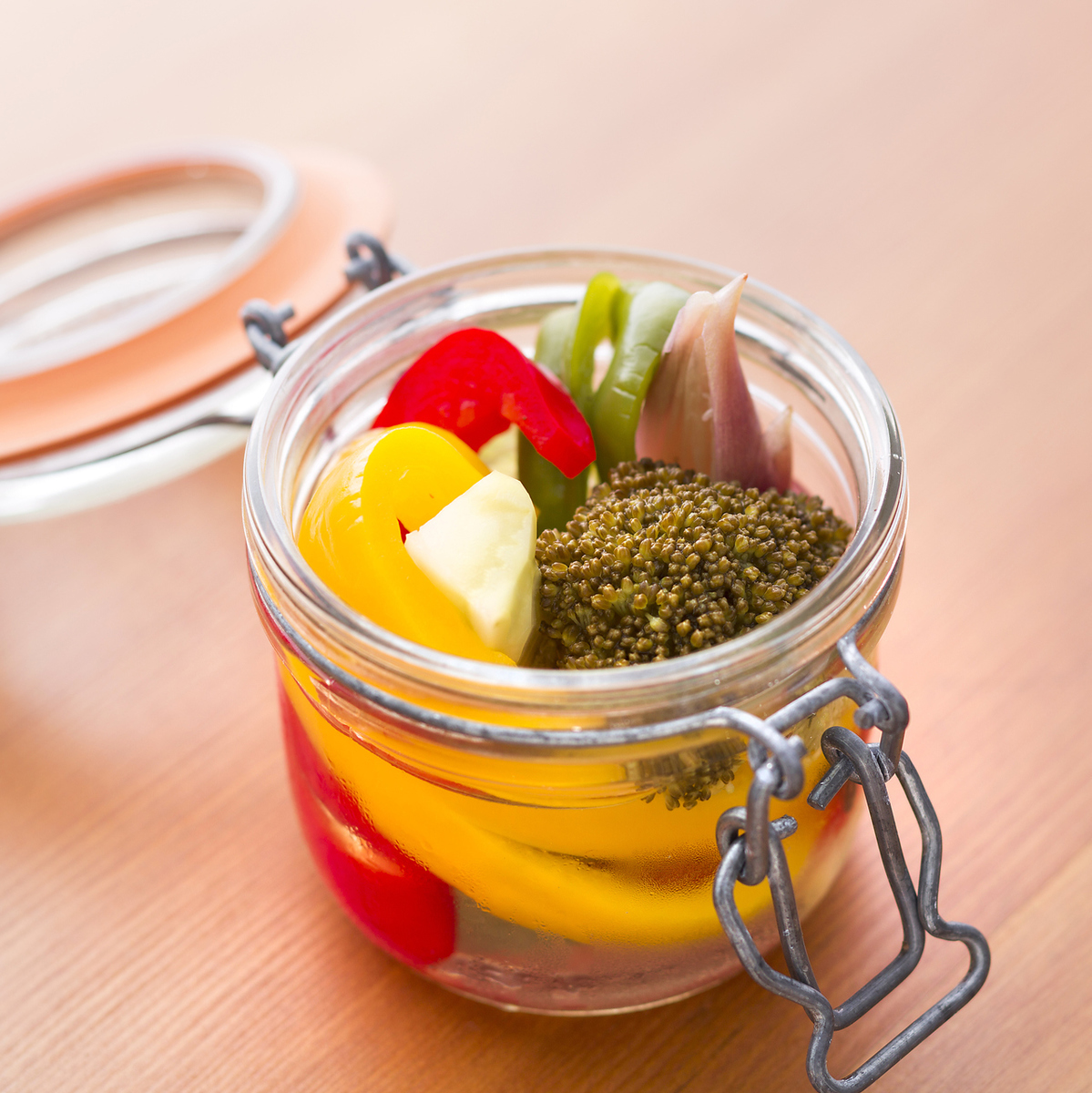 Pickled vegetables pickles