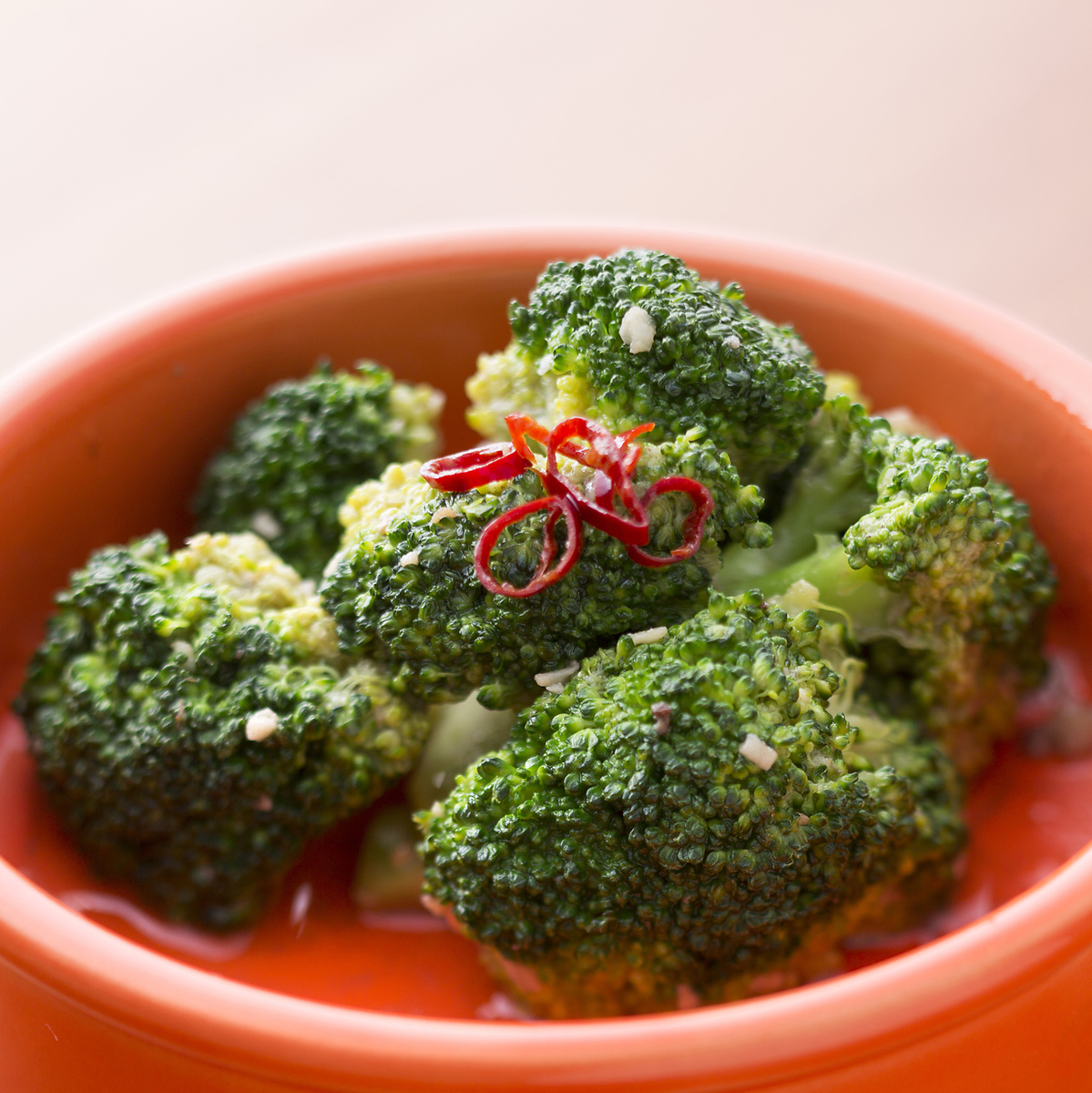 Broccoli Tosa Garlic Peperoncino