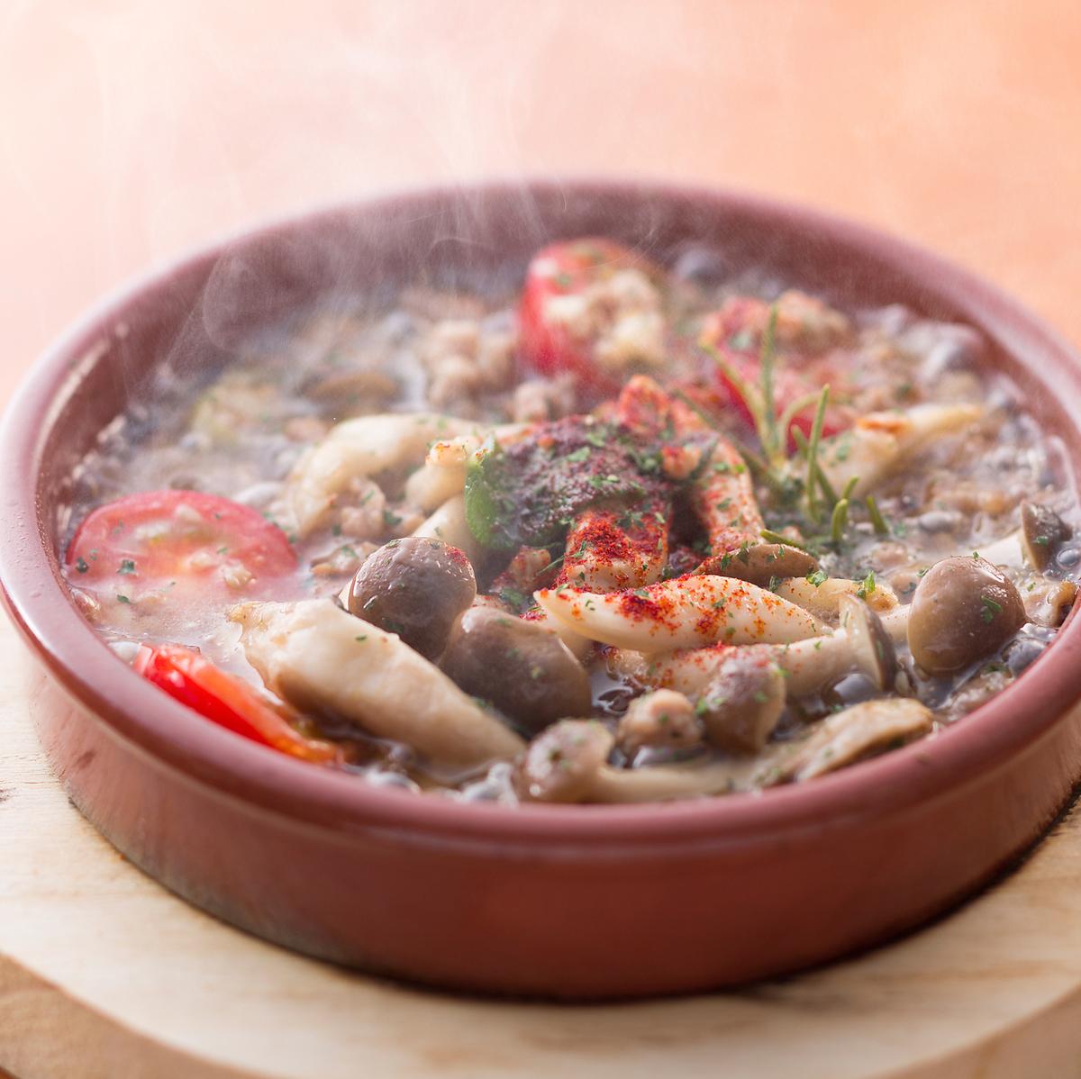 熏制剁碎和土佐传奇shimeji的ahijo