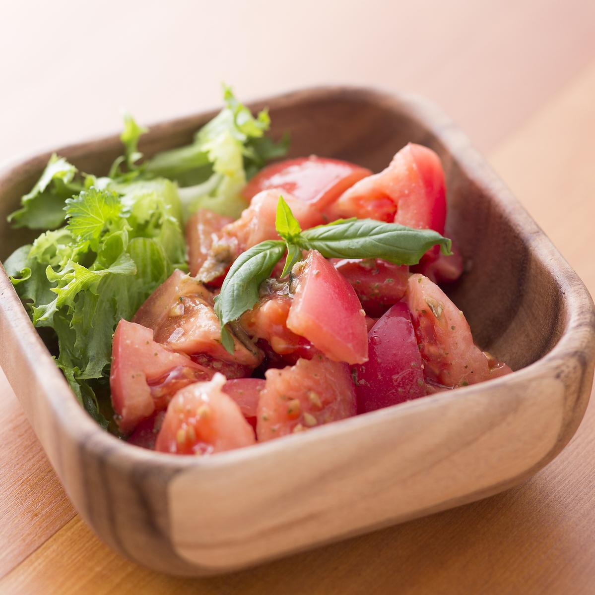 三原村番茄沙拉