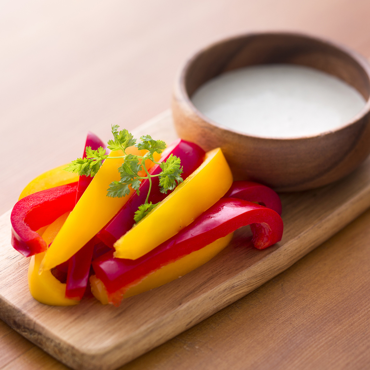 Bagna cauda with Kuroshio town of paprika