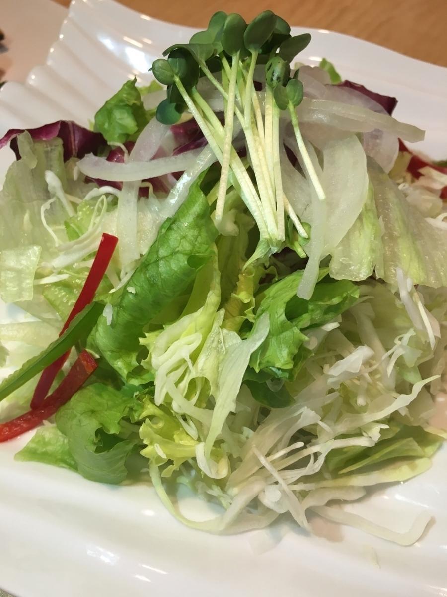 日本韓國沙拉