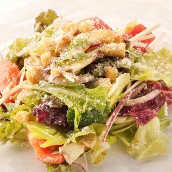 10項綠色蔬菜沙拉