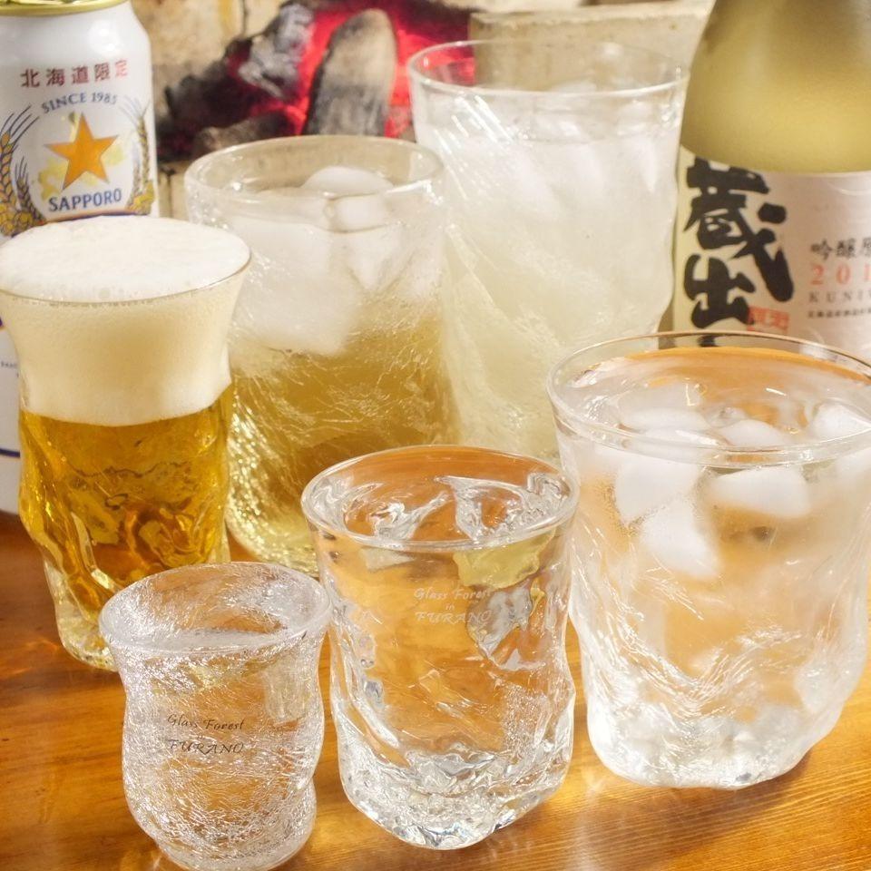 ビール好き必見☆北海道でしか味わえない地ビールです!