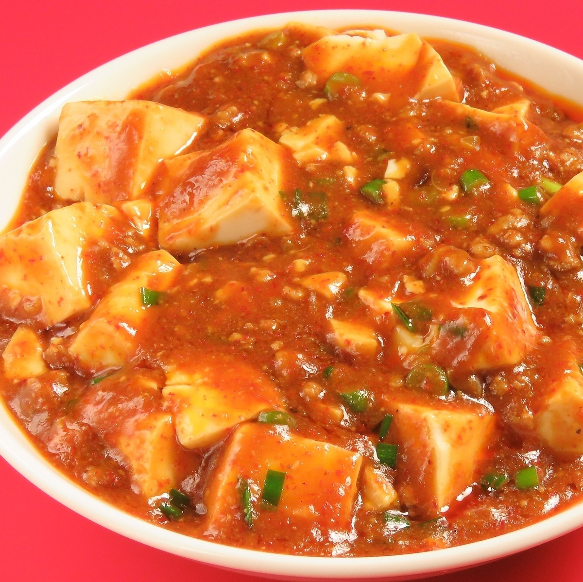 汤!88特别菜单Mabo豆腐