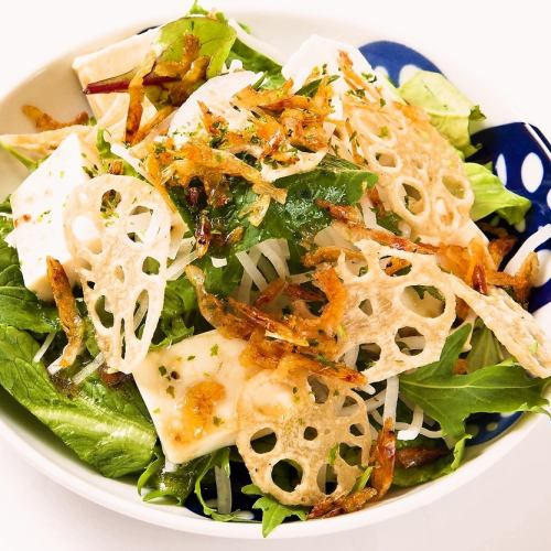 浜太郎サラダ