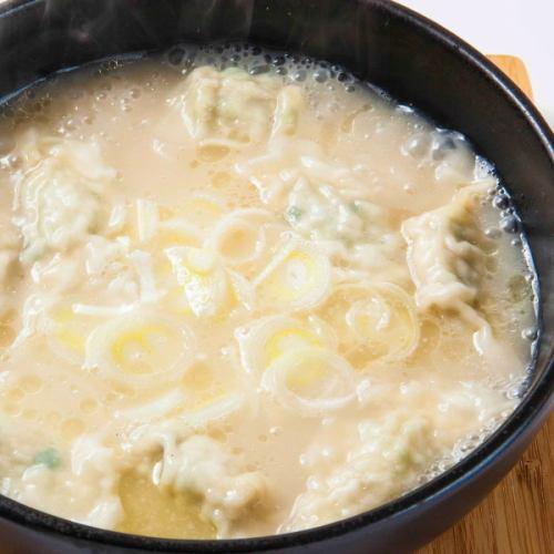 浜ちゃん 炊き餃子(白)