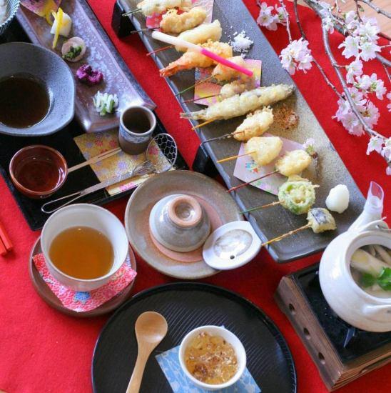 Maiko Rice No.2在嵐山開放!【完整的預訂系統】午餐時提供特殊的空間和美食