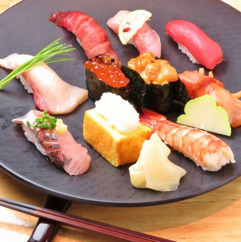 壽司少數壽司