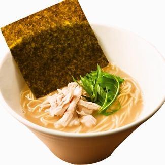 膠原蛋白充足的富貴雞純熱水拉麵