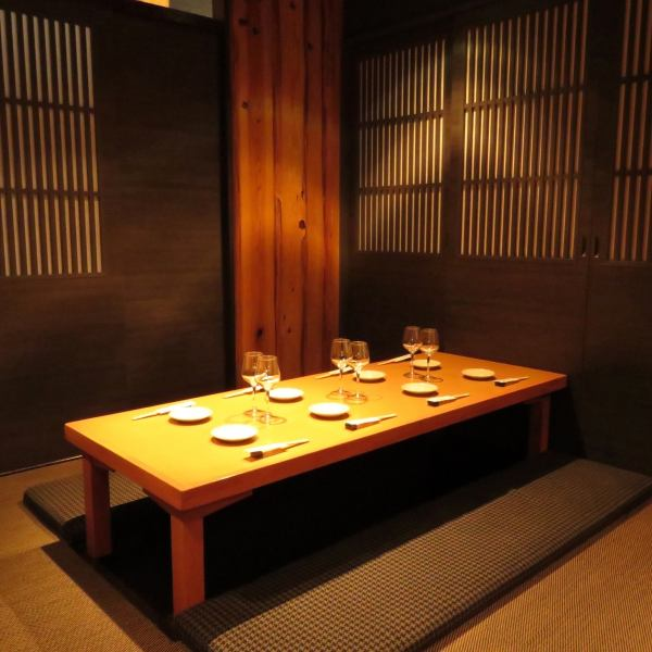 2 people ~ Private room ♪ We will prepare seats according to the number of people ★ Chofu / Izakaya / All you can drink / Sake / Private room / Chart / Course / Sashimi / Fish / Meat / Delicious