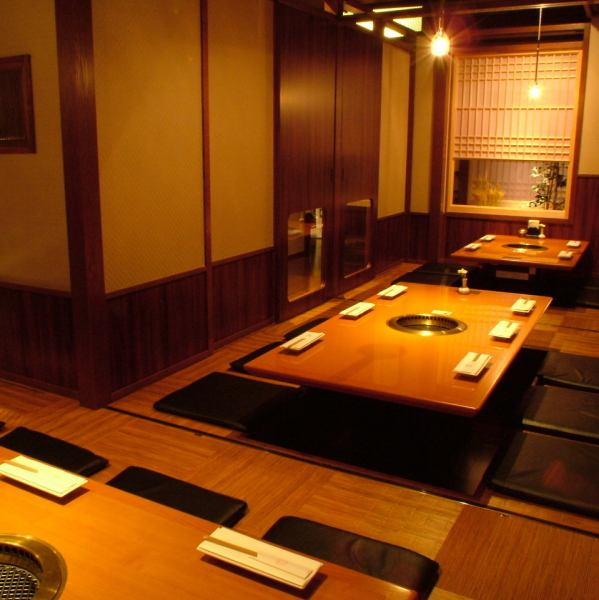 [Banquet] is possible in a private room up to 50 people.Please use.