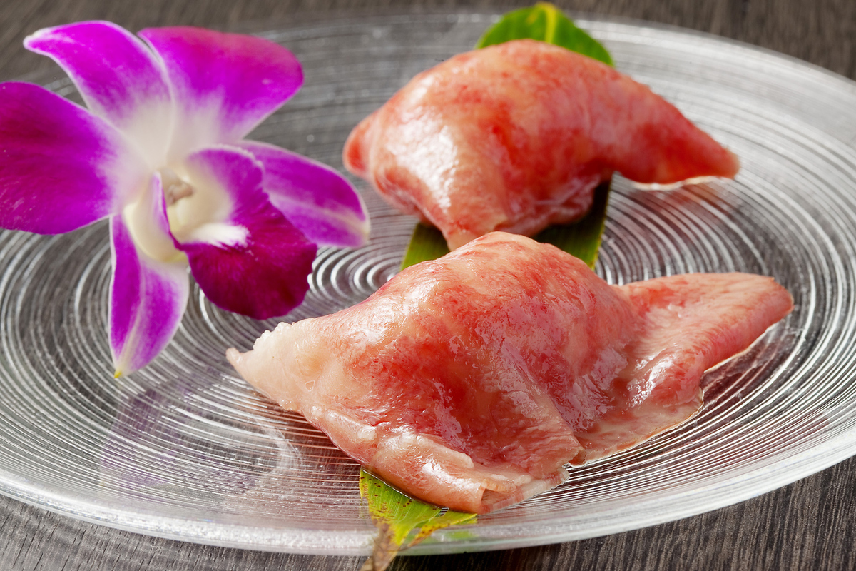 Wagyu Beef's Sushi Sushi