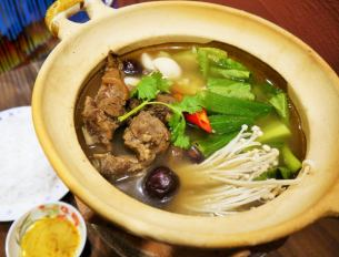 Rauaye(山羊的中国传统锅)
