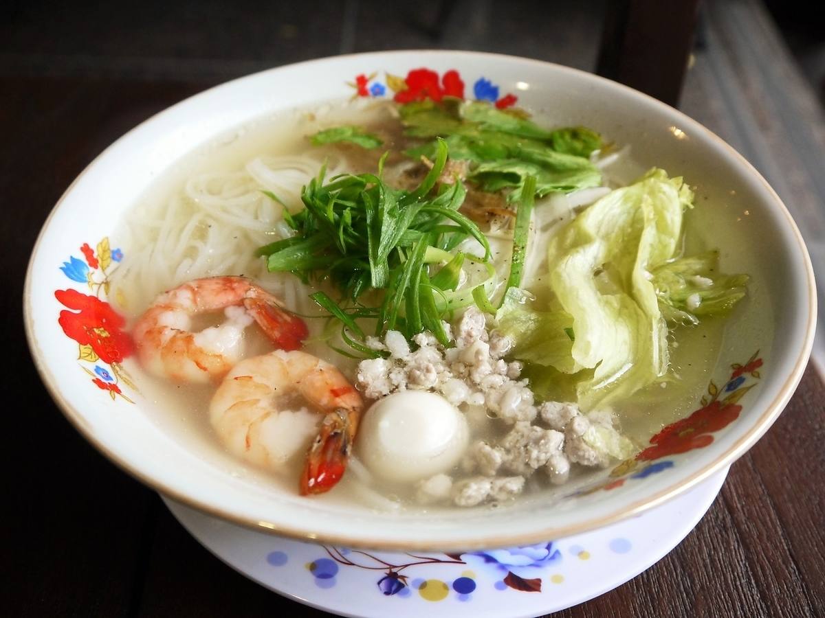 Futui (thin rice noodles of the south specialty)
