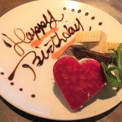 Please leave surprises on birthdays and anniversaries to our shop ♪ Surprise Plate offers free! (Reservation required)