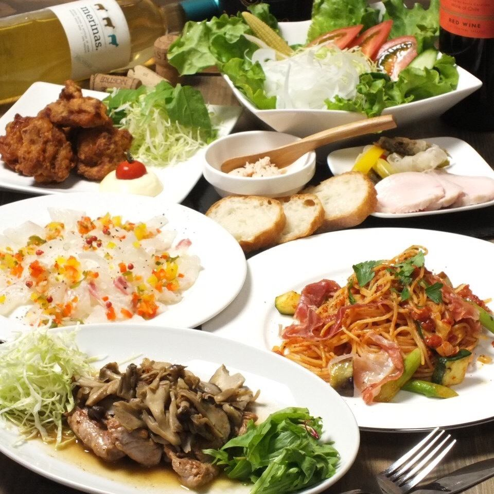 【Minamimori Town】 Authentic Italian bar with casual decor.Lunch is Hayashi Rice specialty store ♪