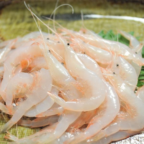 【Hokuriku product of commitment food】 Recommended dish! Shrimp making 980 yen