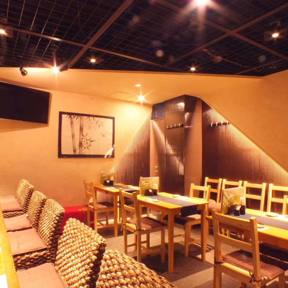 【All 23 seats table seats x 4, counter seats x 6】 A lot of sake is prepared ♪ Recommended for second use!