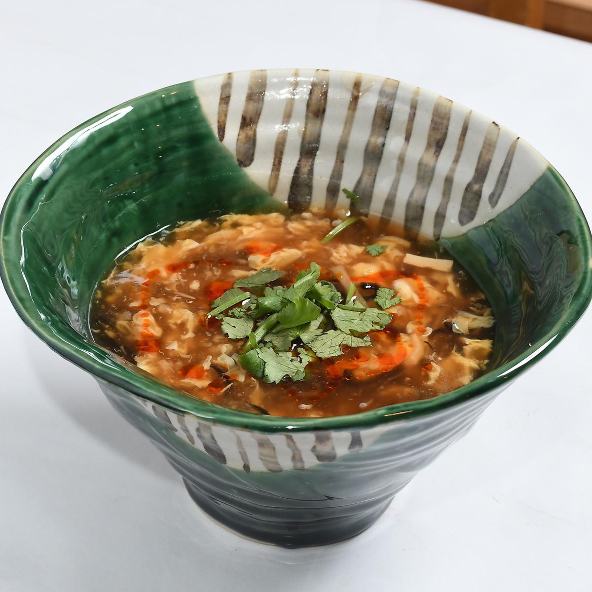 A suar soup