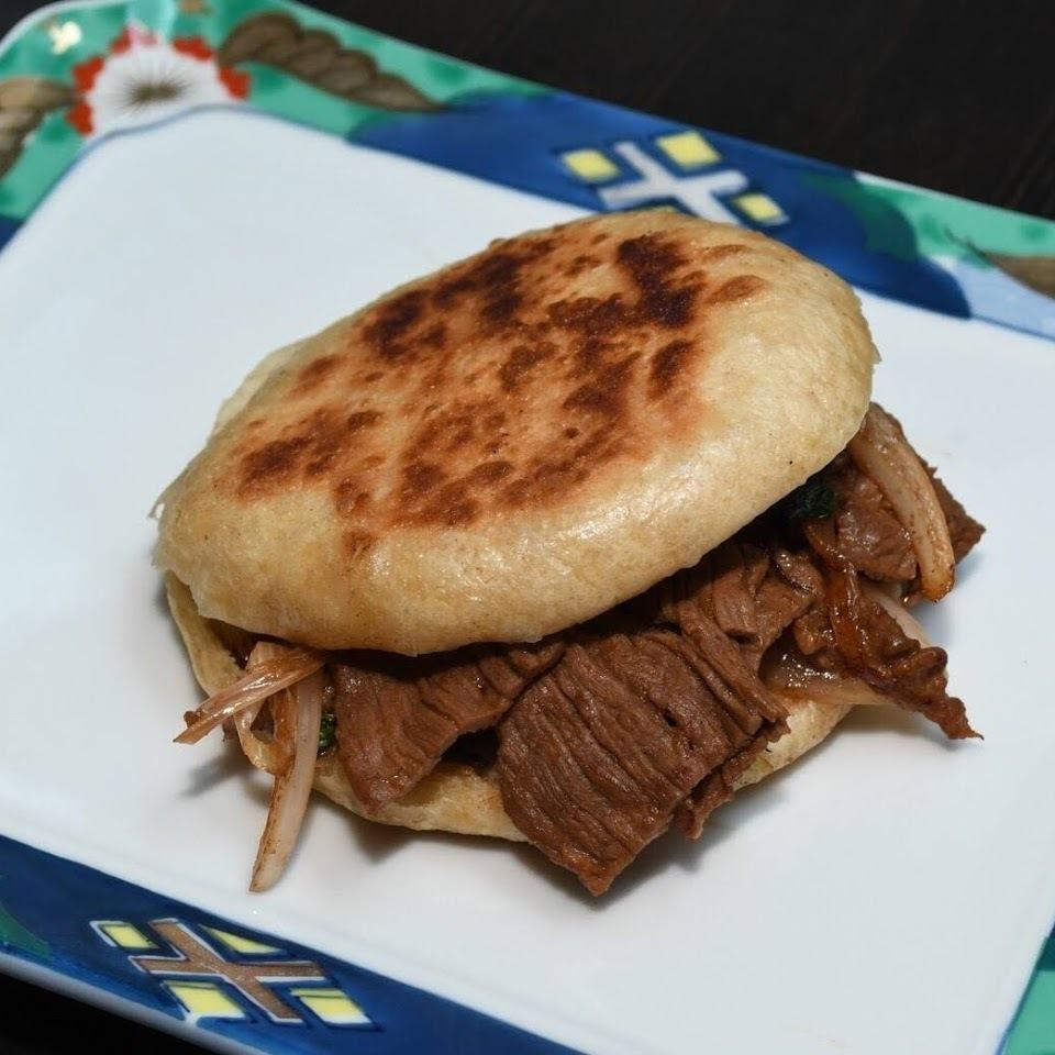 Beijing Tofu Spicy / BBQ sandwich
