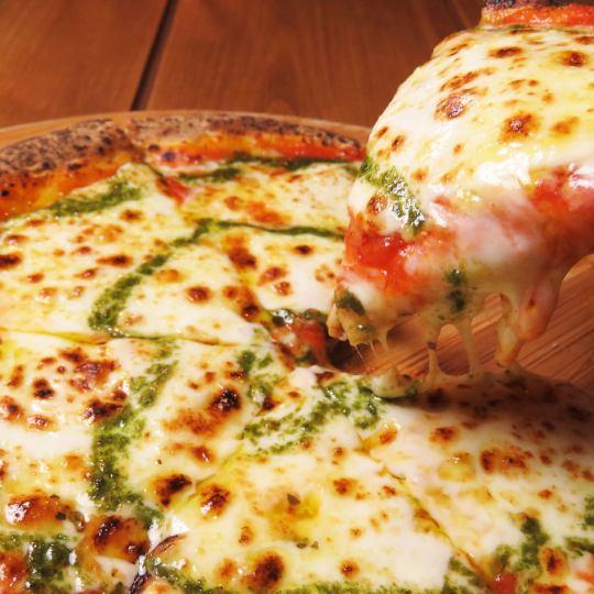 【人気の料理が盛りだくさん♪】冬のイタリアンコース2H飲放付9品5000円