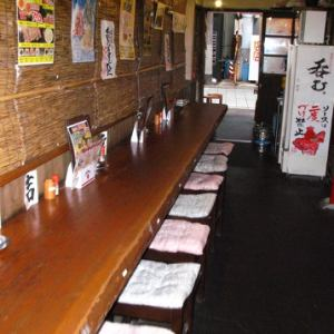 Perfect for drinking saku! Please feel free to visit us alone ♪