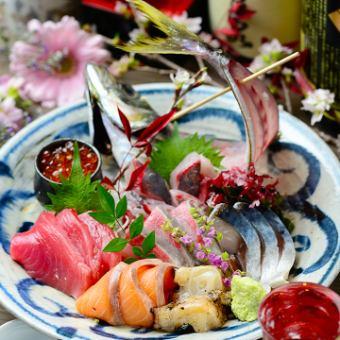 """""""9月10日""""【2小時你可以喝】名古屋Cochin,炸甜炸魚炸雞等【豪華套餐】4980日元""""全部9件"""""""