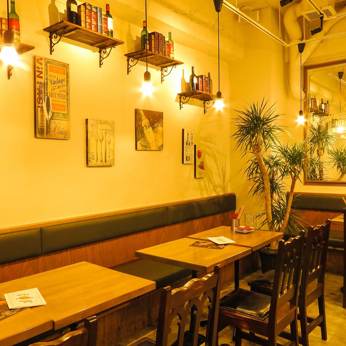 Second floor table ★