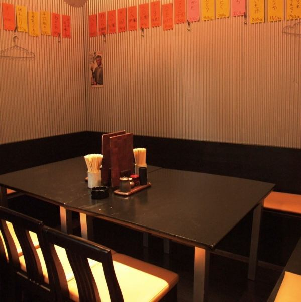 Reservations required !! popular semi-private room is ♪ such as banquets and local collection of the available up to a maximum of 10 people ★ company