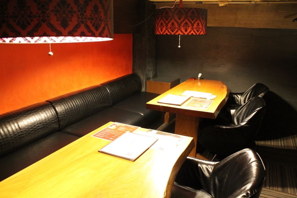 It is a seat in a calm atmosphere.8 to 12 people OK