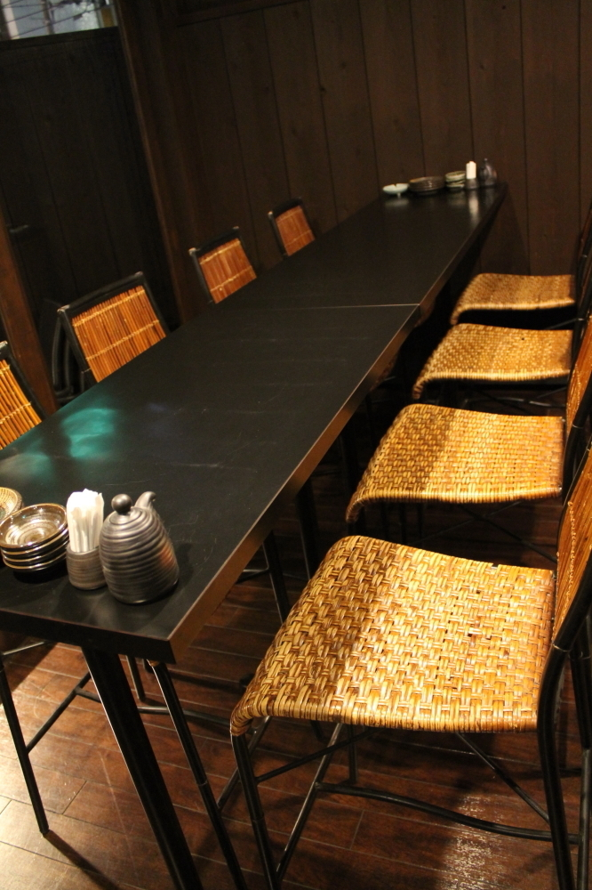 3F table seat
