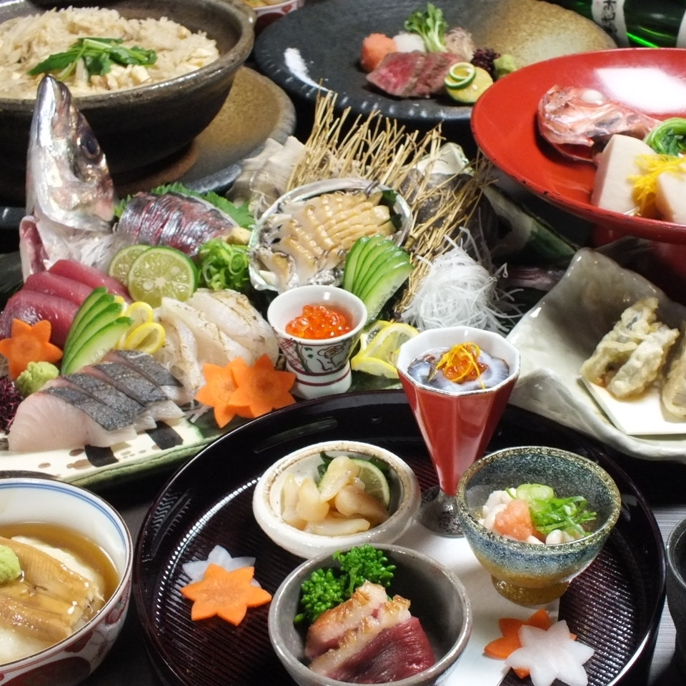 濑户内美味的菜肴
