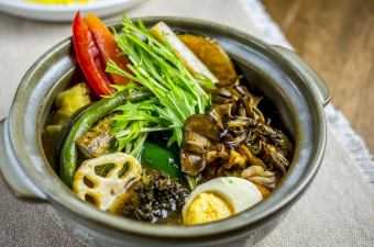 17种地面奇迹蔬菜咖喱