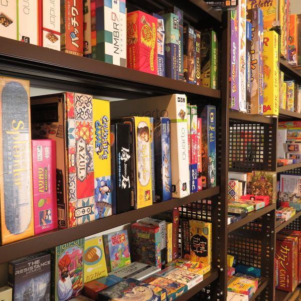 【お客様に合ったゲームを選びます★】ゲームマイスターが居る店なので、盛り上がるゲームをお教えします♪