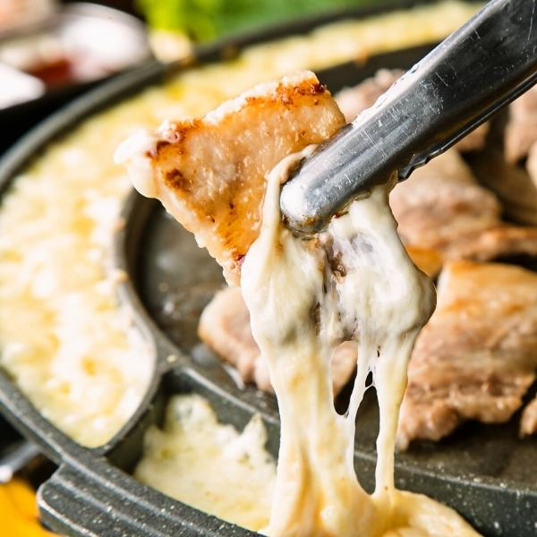 [Our specialty] Cheese Samgyeopsal (for two)