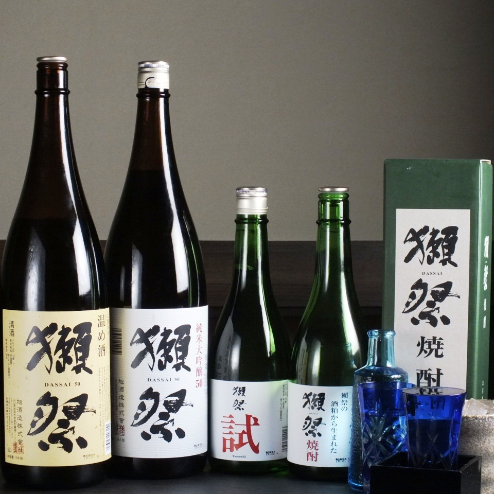 "The world-class sake ""Festival""! There is plenty of selection!"