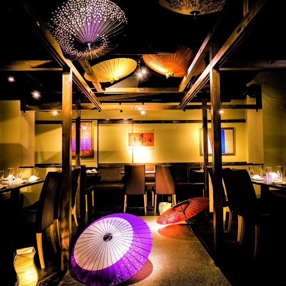 Banquets for up to 60 people and lending banquets are also welcome! All courses of fulfillment are all happy drinks ☆