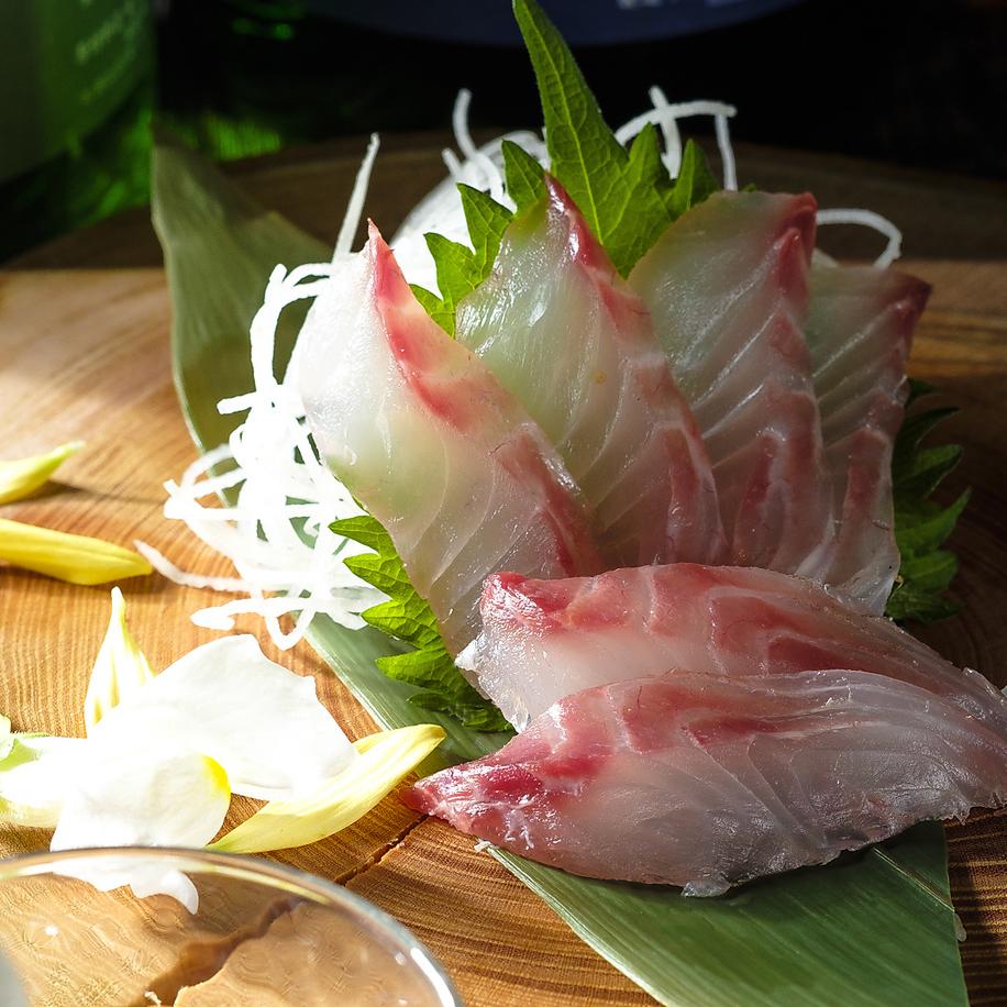 생선회 단품