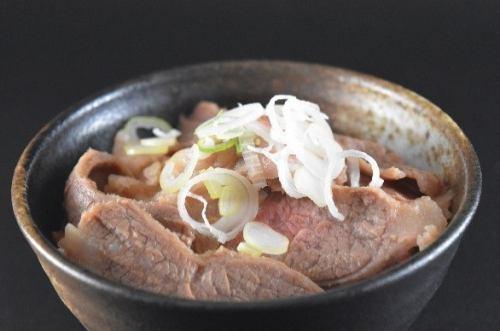 【限定品】山形牛チャーシュー丼
