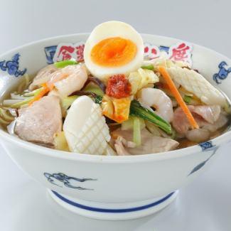 倉敷タンメン塩