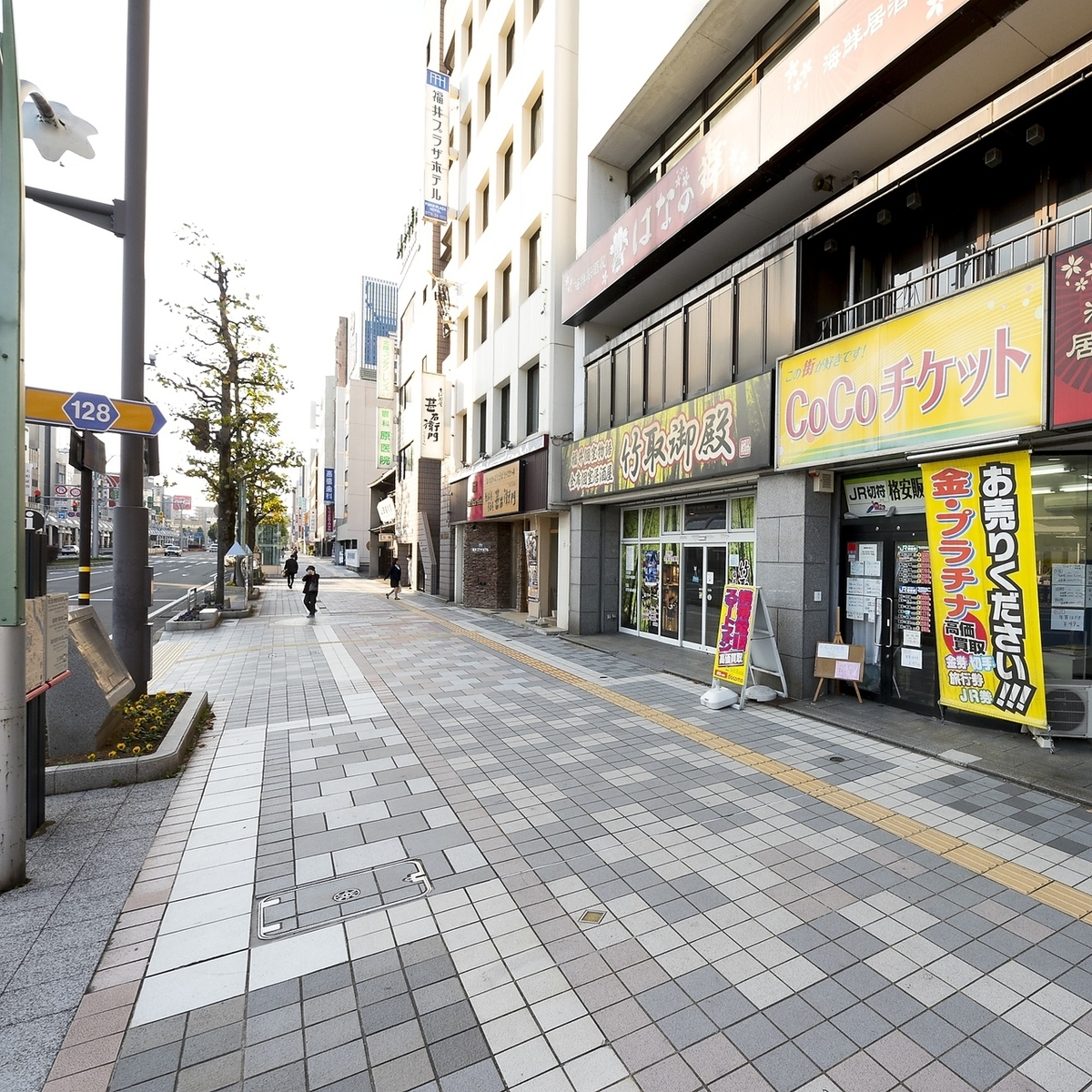 [Fukui Station]] [3 minutes on foot] ★ Building next to Nippon car hire ★ Hanano dance same building ★ 1 st floor × station in front of the station Secretariat is also safe location !!!!