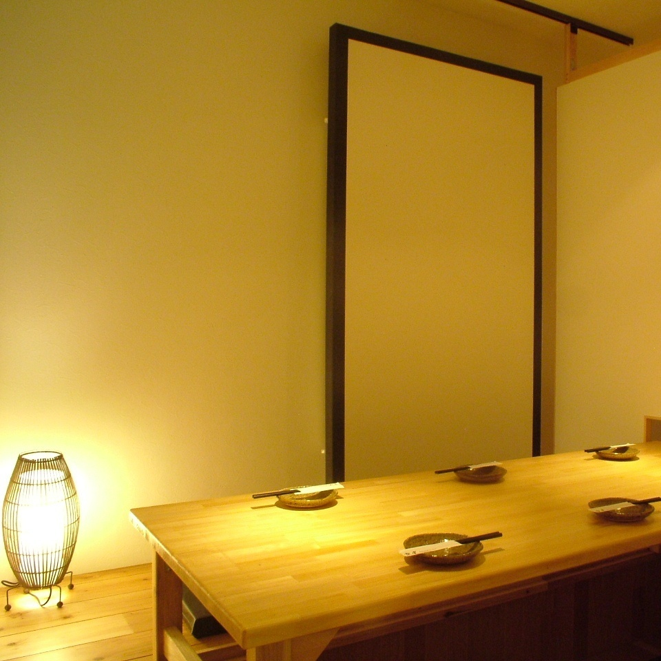 Private room for small number