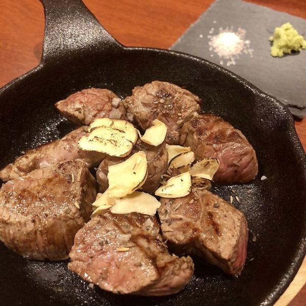 Angus beef dice steak