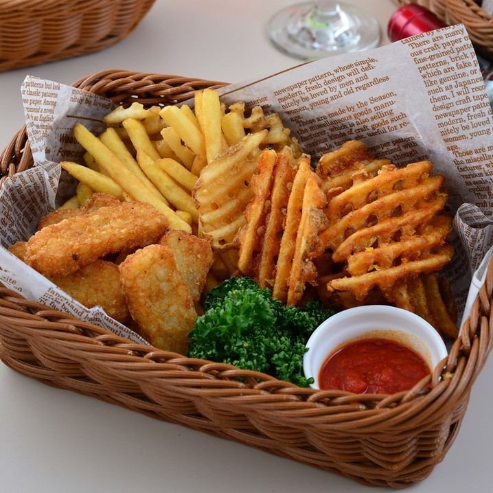 Potato Fried Basket