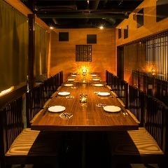 Table private room OK for 2-8 people OK