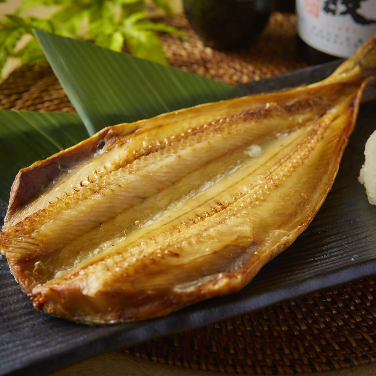 ホッケの炙り焼き(1尾)