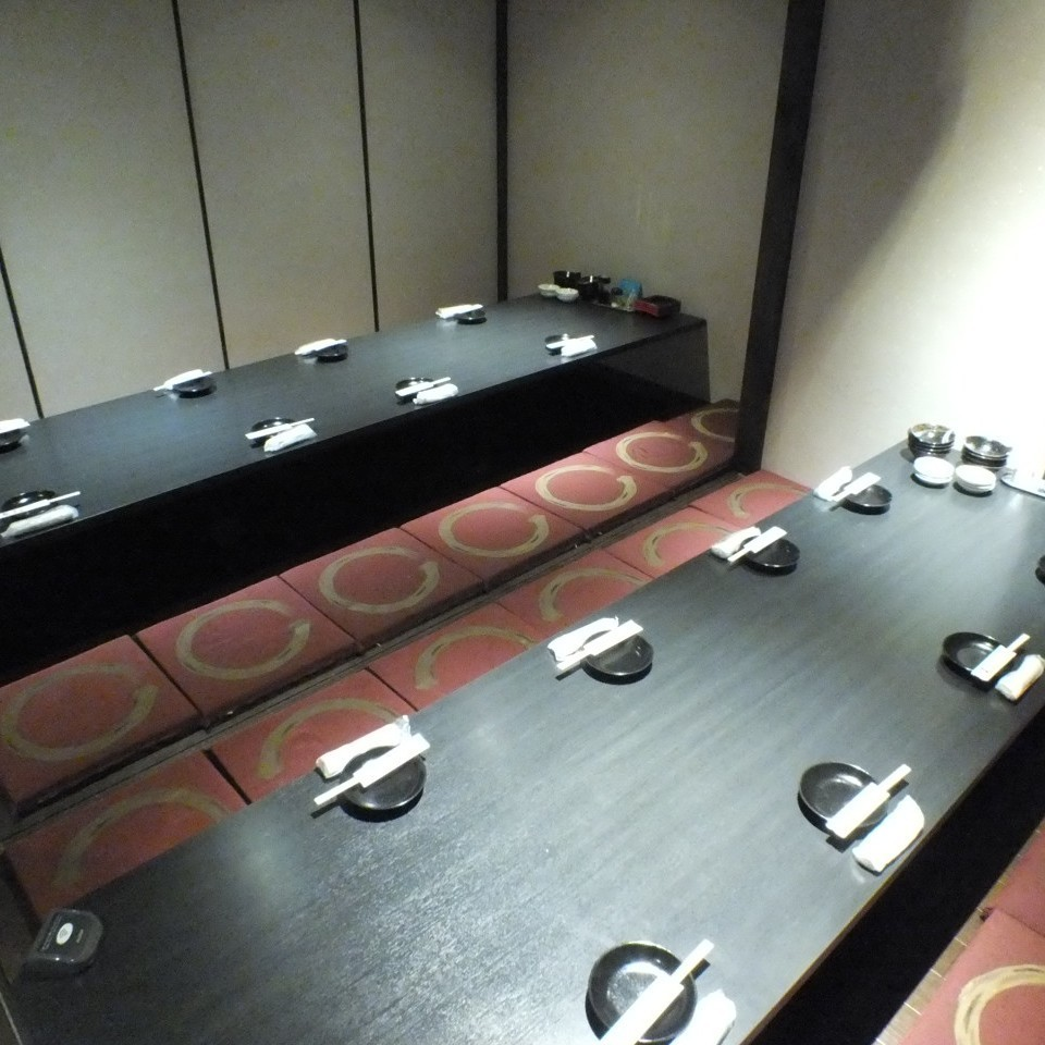 16 people or more in a private room 【Up to 90 people】 ★