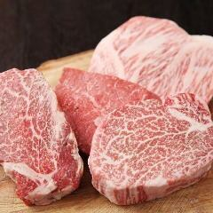 【Kuroge Wagyu beef A4 peach steak course】 9 dishes & coffee or tea