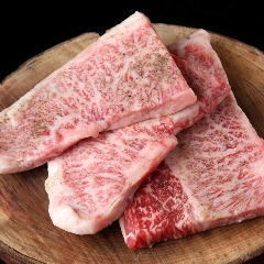 Domestic Japanese Black Beef Cattle A4 Chateaubriand